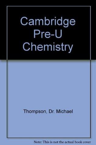 Cambridge Pre-U Chemistry