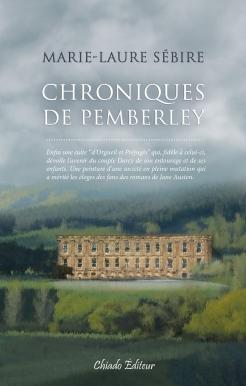 Chroniques de Pemberley by Marie Laure Sebire