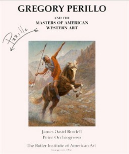 Gregory Perillo and the Masters of American Western Art