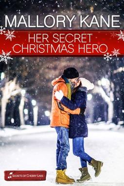 Her Secret Christmas Hero (Secrets of Cherry Lake, #6)