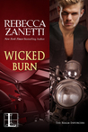 Wicked Burn (Realm Enforcers #3)