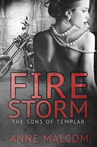 Firestorm (Sons of Templar MC #2)
