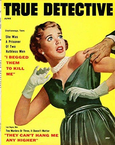 True Detective June 1956