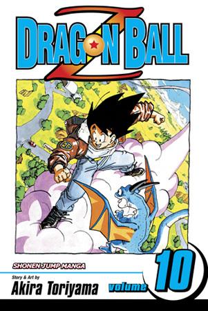 Dragon Ball Z, Vol. 10: Goku vs. Freeza  (Dragon Ball Z, #10)