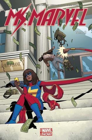 Génération Y (Ms. Marvel #2)