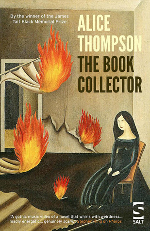 Image result for The Book Collector by Alice Thompson