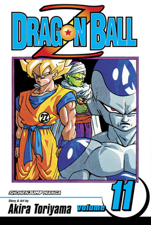 Dragon Ball Z, Vol. 11: The Super Saiyan (Dragon Ball Z, #11)