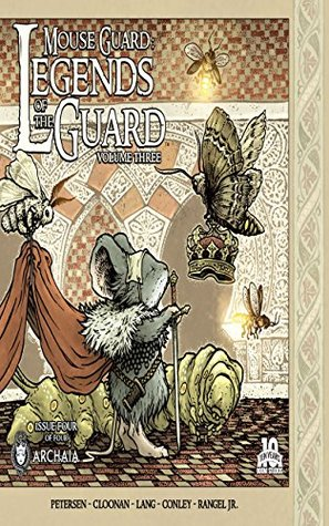 Mouse Guard Legends of the Guard Vol. 3 #4 (of 4) (Mouse Guard Legends of the Guard Vol. 3 #4 (of 4) : 4)