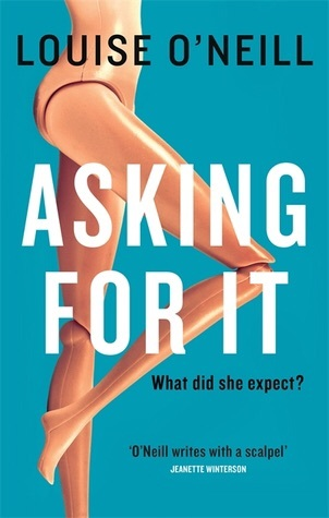Asking For It by Louise O'Neill thumbnail