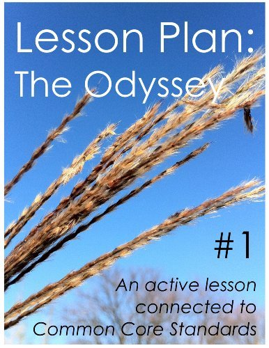 Lesson Plan #1: The Odyssey