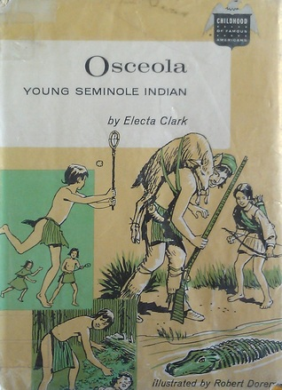Osceola, Young Seminole Indian