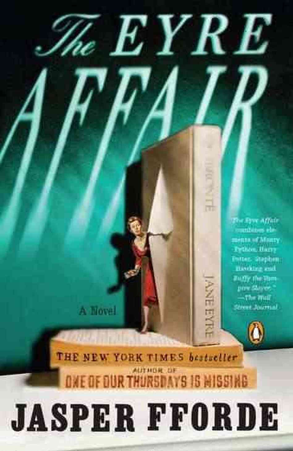The Eyre Affair (Thursday Next, #1)