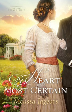 A Heart Most Certain (Teaville Moral Society, #1)