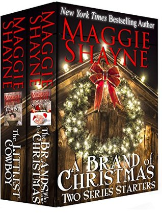 A Brand of Christmas (The Texas Brands, #1; The Oklahoma Brands, #1)