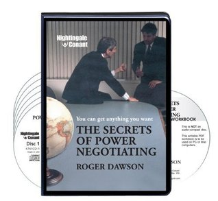 The Secrets of Power Negotiating (6 Compact Discs/PDF Workbook)
