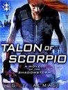 Talon of Scorpio (Shadowstorm, #3)
