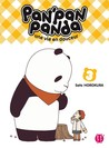 Pan'Pan Panda - Une vie en douceur Tome 3 by Sato Horokura