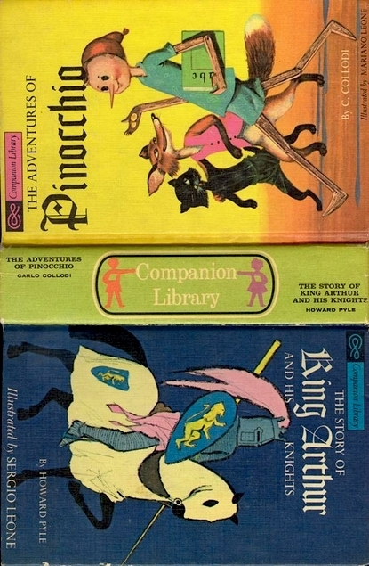 The Adventures of Pinocchio / The Story of King Arthur