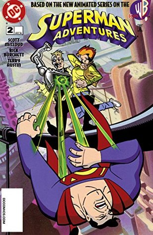 Superman Adventures (1996-) #2