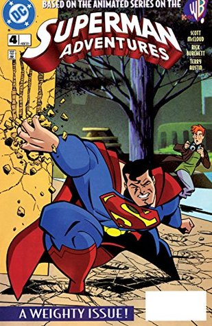 Superman Adventures (1996-) #4