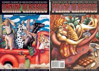 Graphic Classics, Volume 25: Canine Classics / Feline Classics