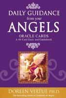 Daily Guidance from your Angels Oracle Cards: A 44 - card Deck with Guidebook