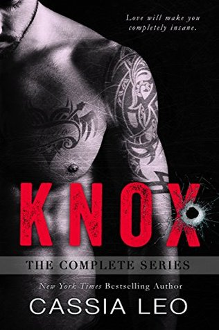 Knox The Complete Series Second Edition (Knox #1-4) by Cassia Leo