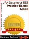 OCE JPA Oracle Certified Expert Java Persistence API Developer EE6 Practice Exams