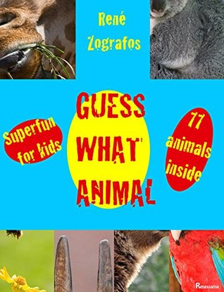 Guess What Animal: 77 animals inside