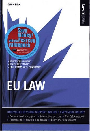 """Law of the European Union: AND """"Law Express, EU Law"""""""