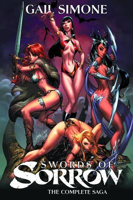 Swords of Sorrow Complete Collection Volume 1
