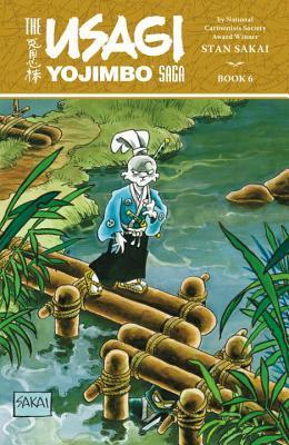 Usagi Yojimbo Saga Volume 6