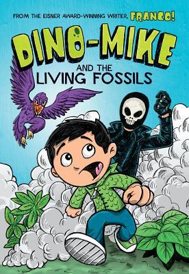 Dino-Mike and the Living Fossils (Dino-Mike, #5)
