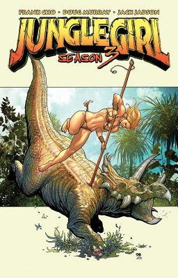 Frank Cho's Jungle Girl, Volume 3 por Frank Cho, Doug Murray, Jack Jadson