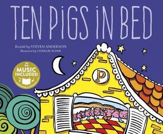 Ten Pigs in Bed
