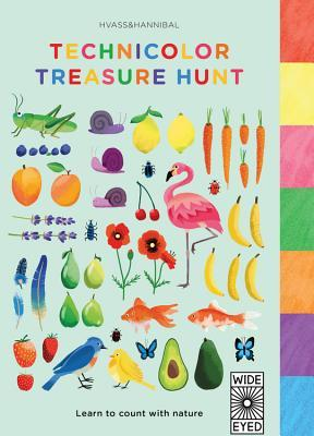 Technicolor Treasure Hunt