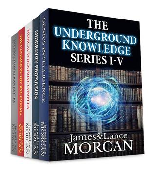 The Underground Knowledge Series I-V (Underground Knowledge #1-5)