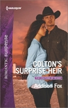 Colton's Surprise Heir by Addison Fox