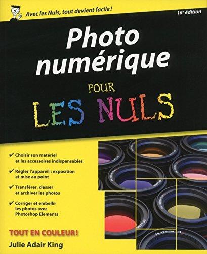 Photographie numérique pour les Nuls