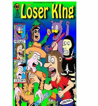 The Loser King Issue 3