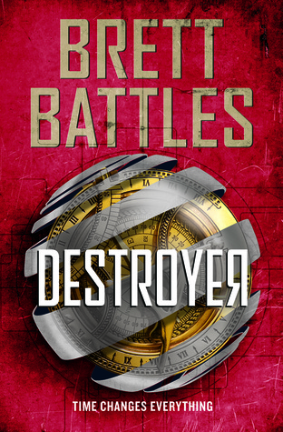 Destroyer (Rewinder #2)