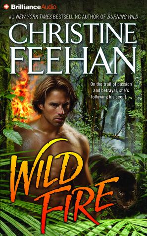 Wild Fire(Leopard People 4)