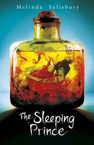 The Sleeping Prince (The Sin Eater's Daughter, #2)
