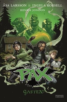 Gasten (Pax, #5)