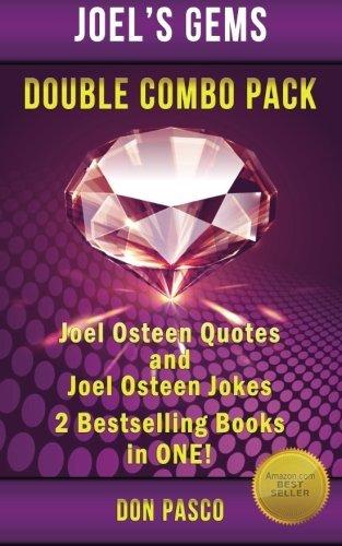 Joel Osteen Quotes & Joel Osteen Jokes - Double Combo Pack: 2 Best Selling Books in One
