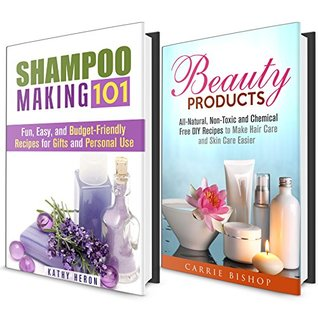 Diy Beauty Products Box Set 2 In 1 A Guide With Recipes To Make