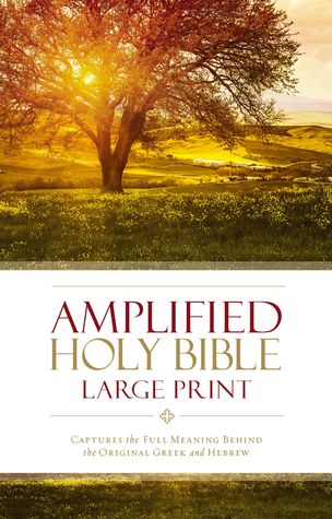 Amplified Holy Bible: Captures the Full Meaning Behind the Original Greek and Hebrew