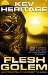Flesh Golem (IronScythe Sagas Book One)