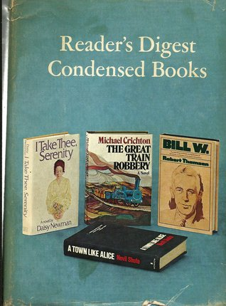 Reader's Digest Condensed Books, 1976, Vol. 1