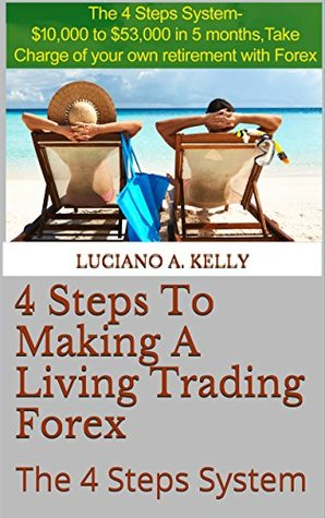 4 Steps To Making A Living Trading Forex The System Learn Read Market And Trade With Smart Money Using Volumes By Luciano Kelly